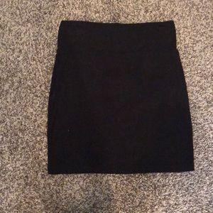 Black Body Con Skirt Worn Once!